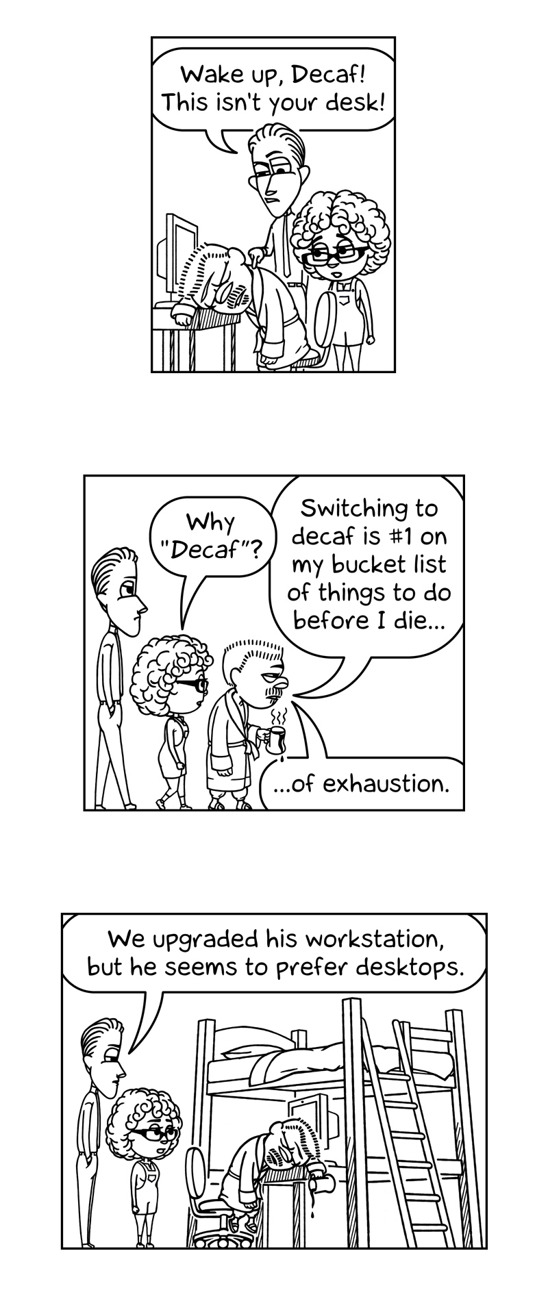019 | Decaf