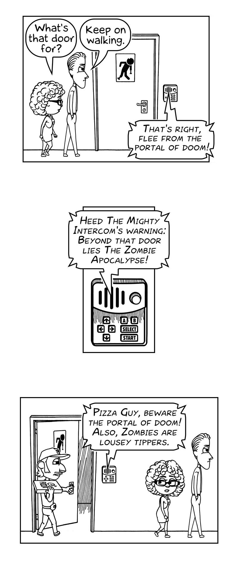 022 | Portal of Doom