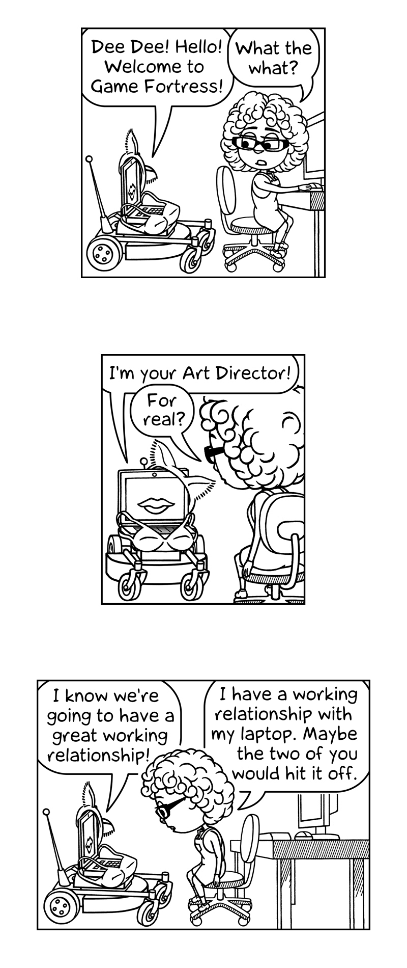 029 | Artie Director